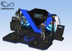 INFINITY Multiplayer 4 Virtual Reality Arcade Games Machine / VR Standing Platform