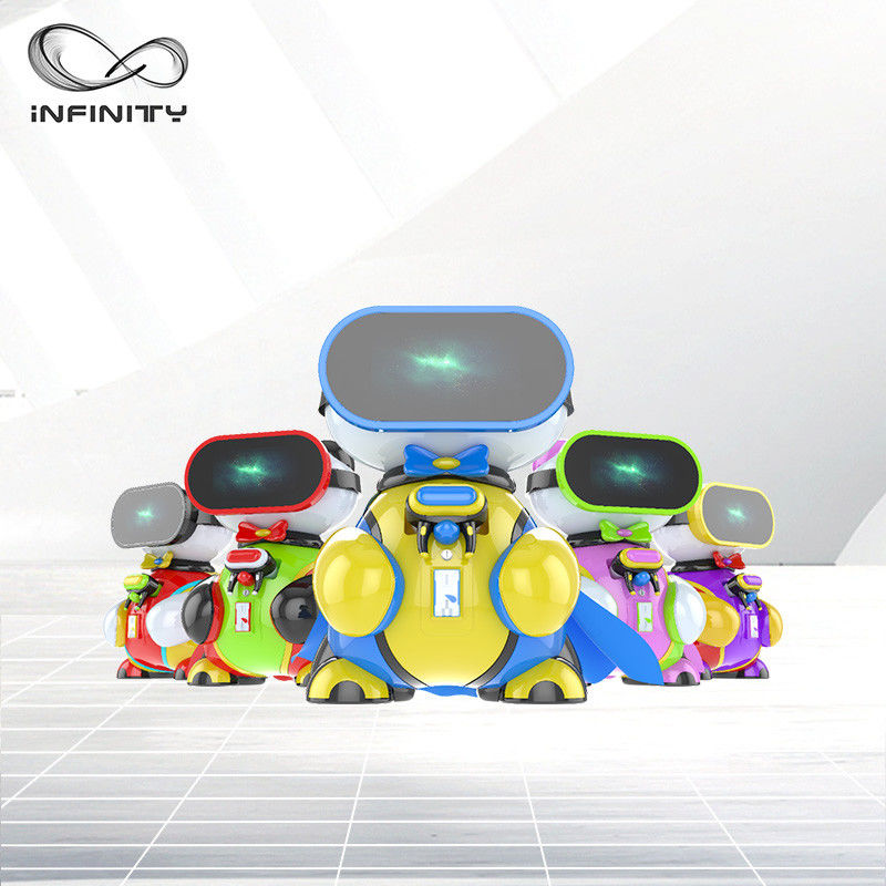 Attractive Colorful Funny VR Game Children VR Simulator / 9D Virtual Reality Machine