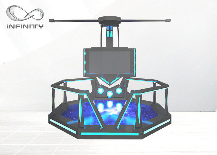 Infinity VR Walking Platform Game Virtual Reality Shooting Big Space VR Stand