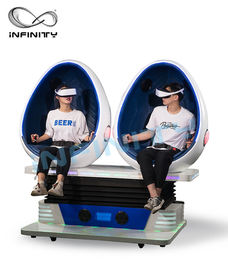 360 Degree Helmet 9D VR Cinema Arcade Game Machine For Shopping Mall