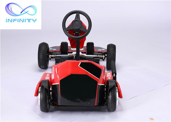 Electric Go Car Karting Sport Electro Racing Kids Mini Off Road Go Suit Kart Carting